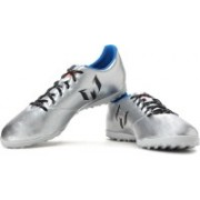Adidas MESSI 16.4 TF Men Football Shoes For Men(Silver)