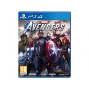 SQUARE ENIX Preventa Juego PS4 Marvel's Avengers (Acción - M16)
