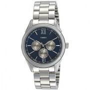 Timex Analog Blue Dial Mens Watch-TW000Y915