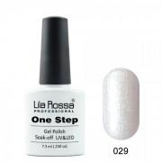 Oja semipermanenta OneStep Lila Rossa Professional 7.3ml OLROS029
