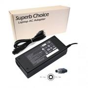 Superb Choice COMPAQ Presario 14XL 14XL240 14XL244 14XL245 14XL250 14XL340 14XL345 14XL355 14XL455 Cargador Adaptador ® 90W Alimentación Adaptador para Ordenador PC Portátil