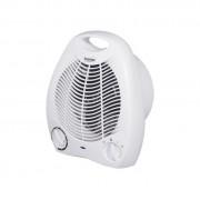 HOME elektromos, álló, ventilátoros fűtőtest, fehér színben, max 2000 W teljesítménnyel, mechanikus termosztáttal, IP20 védelemmel HOME (FK 1K)