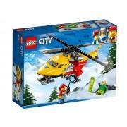 60179 Elicopterul ambulanta