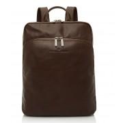 Castelijn & Beerens Schooltas Backpack 15.6 inch + tablet Bruin
