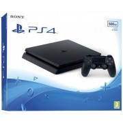 Konzola Sony PlayStation 4 500GB D, Chassis, Crna