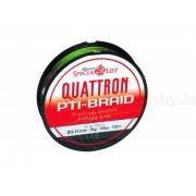 Quantum Quattron PTI-Braid 0. 14mm, 1800m, verde