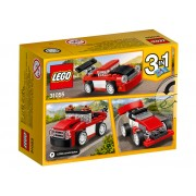 Masina rosie de curse (31055)