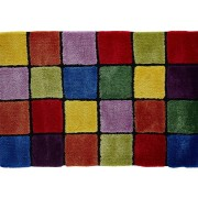 Tempo Kondela, Koberec, červená/zelená/žltá/fialová, 170x240, LUDVIG TYP 4