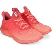ADIDAS ALPHABOUNCE EM W Running Shoes For Women(Orange)