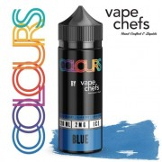 Colours By Vape Chefs Blue 120ml 2mg