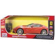 Maisto 1:14 Ferrari F12 Berlinetta RC, Red