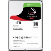 HDD Desktop Seagate IronWolf, 1TB, SATA III 600, 64 MB Buffer