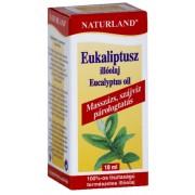 Eukaliptusz illóolaj 10ml Naturland *