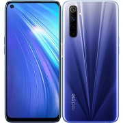 Realme 6 Dual SIM 128GB - kék