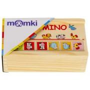 Domino lemn - Animale domestice