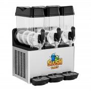 Slush Maker Machine - 3 x 12 Litres - LED