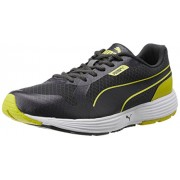 Puma Men's Future Runner DP Periscope and Sulphur Spring Mesh Running Shoes - 7 UK/India (40.5 EU)