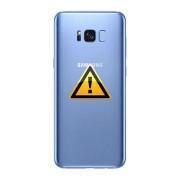 Samsung Galaxy S8+ Batterij Cover Reparatie - Blauw