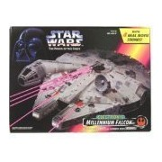 Star Wars Power of the Force Electronic Millennium Falcon