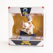 Figura Pinky and the Brain Q-Fig Animaniacs Original Quantum Mechanix