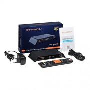 SZXHT-0411CE49667F7D3C N/A GTmedia V8 Pro 2 Receptor DVB-S2 DVB-C DVB-T2 integrado WiFi H.265 Soporte IPTV PowerVu DRE &Biss Key Receptor de TV vía satélite enchufe de Estados Unidos