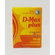 Dr. Chen D-Max plus 3200NE kapszula 60 db