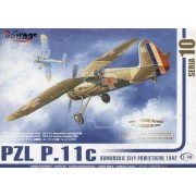 Mirage Hobby 48103 - 1:48 PZL P-11c ROMANIAN AIR FORCE