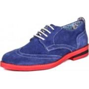 Bruno Manetti 9031 Corporate Casuals For Women(Blue)
