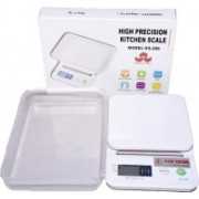 Anchor Kitchen Scale KS-286 Weighing Scale(White)