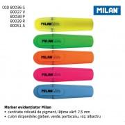 Marker evidentiator Milan
