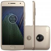Motorola Moto G5 4g 32GB Liberado De Fábrica-oro