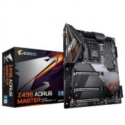MB, GIGABYTE Z490 AORUS MASTER /Intel Z490/ DDR4/ LGA1200