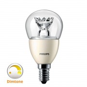Philips LED E14 8W Dimbaar