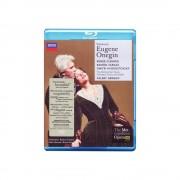 Renée Fleming, Dmitri Hvorostovsky, Svetlana Volkova - Tchaikovsky: Eugene Onegin (Blu-Ray)