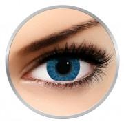 Alcon / Ciba Vision Freshlook Colors Blue - lentile de contact colorate albastre lunare - 30 purtari (2 lentile/cutie)