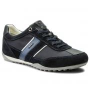 Geox Sneakers GEOX - U Wells C U52T5C 02211 C4021 Dk Navy