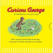 Curious George Storybook Collection (Board Books), Hardcover