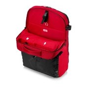 "HP Carrying Case (Backpack) for HP 43.9 cm (17.3"") Notebook - Black, Red"