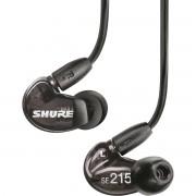 Shure SE215-K Fone In-Ear Preto, Reduz Ruído