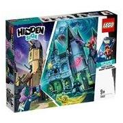 Lego Hidden Side - Geheimnisvolle Burg