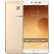 Samsung Galaxy C9 Pro Duos Dual 64GB 6GB RAM Gold - 6 Months Samsung India Warranty