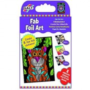 Galt Toys Fab Foil Art Activity Pack