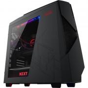 Carcasa Noctis 450 ROG, MiddleTower, Fara sursa, Negru