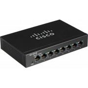 Switch Cisco SG110D-08-EU 8 porturi