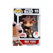 Funko Pop Ree Yees Walgreens Sticker Star Wars Exclusivo