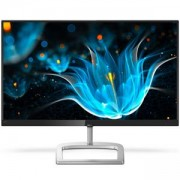 Монитор, Philips 246E9QJAB, 23.8 Wide IPS, LED, 5ms, 1000:1, D-Sub, HDMI, DP, Headphone Out, Speakers, Черен, 246E9QJAB/00
