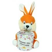 Kabir Kirtika Toys' Soft Rabbit Pen Stand Holder for car or Home Decoration or Best Birthday Gift for Kids.