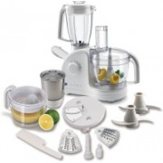 GLEN GL 4052 LX 700 W Food Processor(White)
