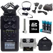 Zoom H6 Complete Bundle