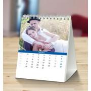 Calendar personalizat de birou compact